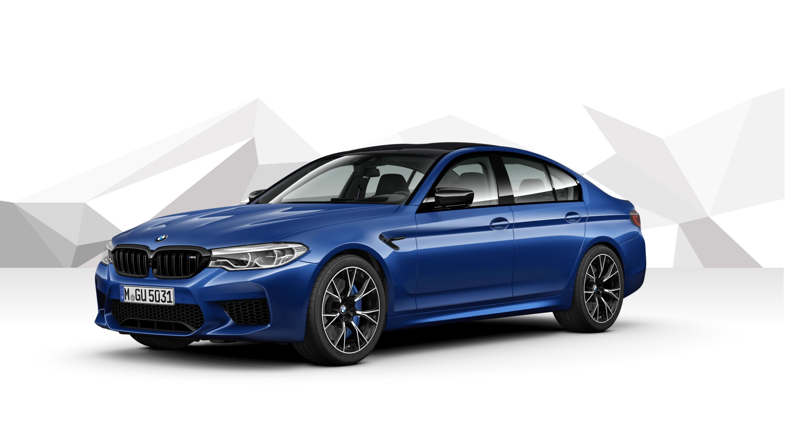 BMW BMW M5 Competition Saloon